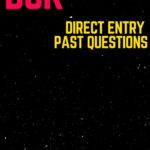 BUK Direct Entry Past Questions And Answers | Mobile Guide