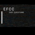 EFCC Past Questions And Answers