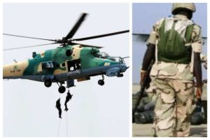 Nigerian Air Force Past Questions