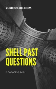 Shell Past Questions