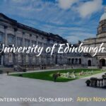 Master's Degree Program Scholarship At The University Of Edinburgh