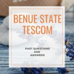 Benue State TESCOM Screening Test Past Questions