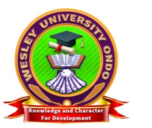 Wesley University of Science and Technology Ondo