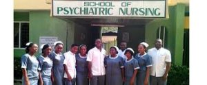Federal Neuro-psychiatric Hospital School of Nursing