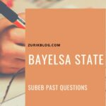 SUBEB Screening Test Past Questions For Bayelsa State