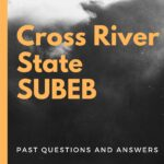 Cross River State SUBEB Screening Test Past Questions And Answers