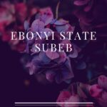 SUBEB Past Questions And Answers For Ebonyi State