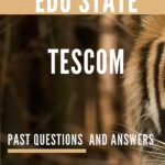 TESCOM Screening Test Past Questions For Edo State