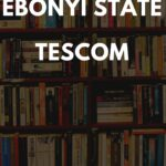 TESCOM Aptitude Test Past Questions For Ebonyi State