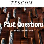 TESCOM Past Questions And Answers For Enugu State