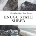 SUBEB Recruitment Past Questions For Enugu State