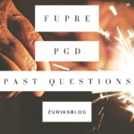 Postgraduate Past Questions For The Federal University Of Petroleum Resources, Effurun