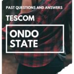 Ondo State TESCOM Screening Test Past Questions