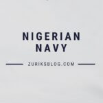 The Nigerian Navy Past Questions And Answers