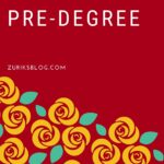 ANSU Pre-degree Past Questions And Answers