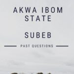 Akwa Ibom State SUBEB Screening Test Past Questions