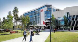 International Scholarship Funding At Griffith University