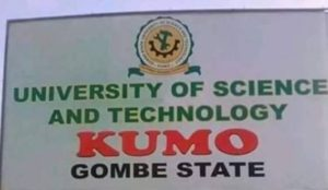 Gombe State University Of Science And Technology