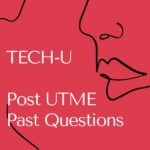 Oyo State Technical University Post UTME Past Questions – TECH-U