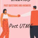 UNIMED Post UTME Past Questions Free Download – Ondo State University (Medical Sciences)