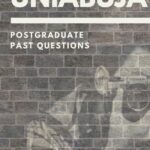 University of Abuja PGD Past Questions And Answers
