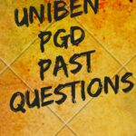 UNIBEN Postgraduate Past Questions – Updated