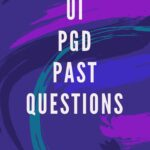 University Of Ibadan Postgraduate Past Questions – Zuriksblog