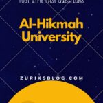 Al-Hikmah University Ilorin Post UTME Past Questions And Answers
