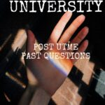 Caleb University Post UTME Past Questions And Answers – Download Here
