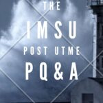 IMSU Post UTME Past Questions Free Download Guide
