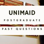 UNIMAID Postgraduate Past Questions – See How To Download For Free @Zuriksblog