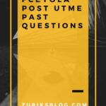 Federal College Of Education Yola Post UTME Past Questions