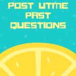 Federal College Of Education (Technical) Umunze Post UTME Past Questions