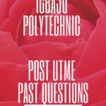 Igbajo Polytechnic Post UTME Past Questions And Answers