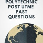 Mater Dei Polytechnic Post UTME Past Questions And Answers
