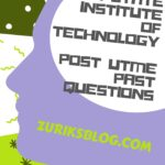 Ogun State Institute Of Technology Post UTME Past Questions And Answers