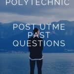 Oke-Ogun Polytechnic Post UTME Past Questions And Answers