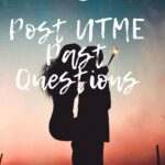 Samuel Adegboyega University Post UTME Past Questions And Answers