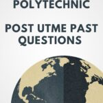 Jigawa State Polytechnic Post UTME Past Questions And Answers