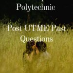Ibarapa Polytechnic Post UTME Past Questions And Answers Free Download
