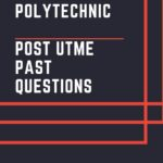 Timeon Kairos Polytechnic Post UTME Past Questions And Answers