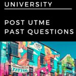Dominion University Post UTME Past Questions Free Download