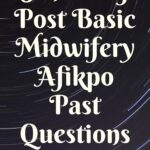 School Of Post Basic Midwifery Afikpo Past Questions Free Download