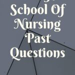 School Of Nursing Igbinedion University Teaching Hospital Past Questions