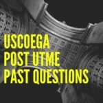College Of Education Gashua Post UTME Past Questions And Answers
