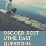 Osun State College Of Education Post UTME Past Questions