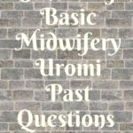 School Of Basic Midwifery Uromi Past Questions Free Download