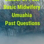 School Of Post Basic Midwifery Umuahia Past Questions Free Download