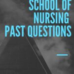 JUTH School Of Nursing Past Questions Free Download