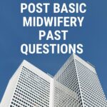 OAUTH School Of Post Basic Midwifery Past Questions Free Download